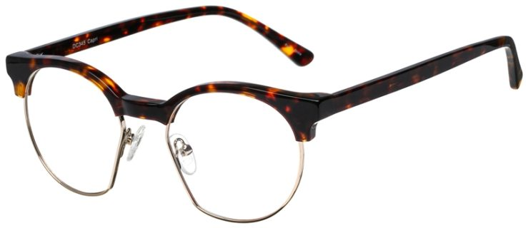 prescription-glasses-model-CAPRI-DC345-Tortoise-Gold-45