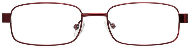 prescription-glasses-model-CAPRI-PT-99-Burgundy-Black-FRONT
