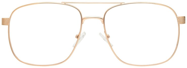 prescription-glasses-model-CAPRI-PT102-Gold-FRONT