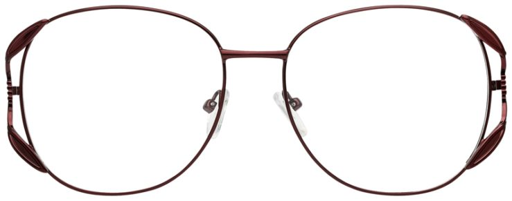 prescription-glasses-model-CAPRI-PT201-Burgundy-FRONT