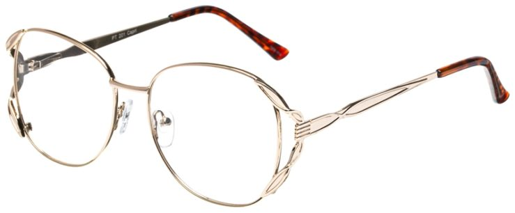 prescription-glasses-model-CAPRI-PT201-Gold-45