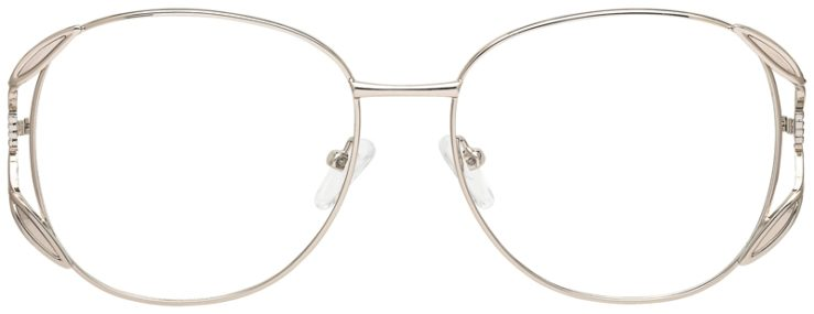 prescription-glasses-model-CAPRI-PT201-Silver-FRONT