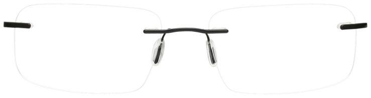 prescription-glasses-model-CAPRI-SL-804-Black-Gold-FRONT