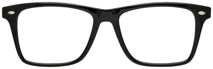 prescription-glasses-model-CAPRI-U-214-Black-FRONT