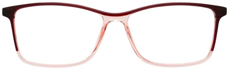 prescription-glasses-model-CAPRI-U-215-Wine-FRONT