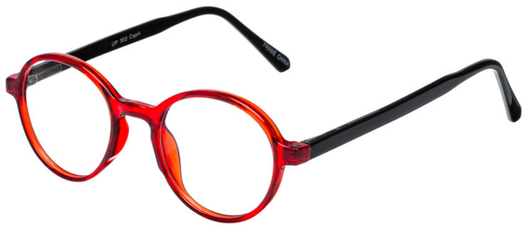 prescription-glasses-model-CAPRI-UP-302-Burgundy-Black-45