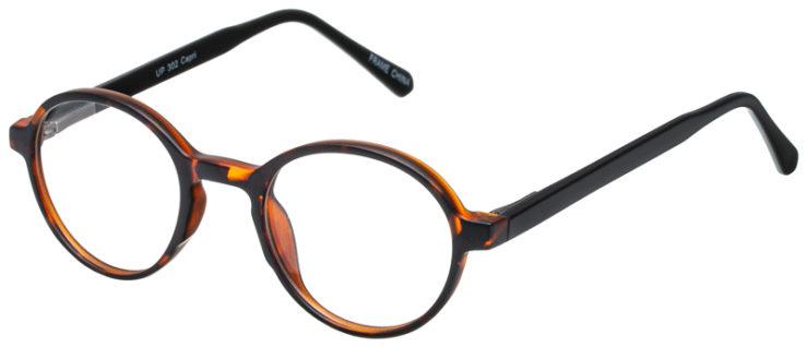 prescription-glasses-model-CAPRI-UP-302-Tortoise-Black-45