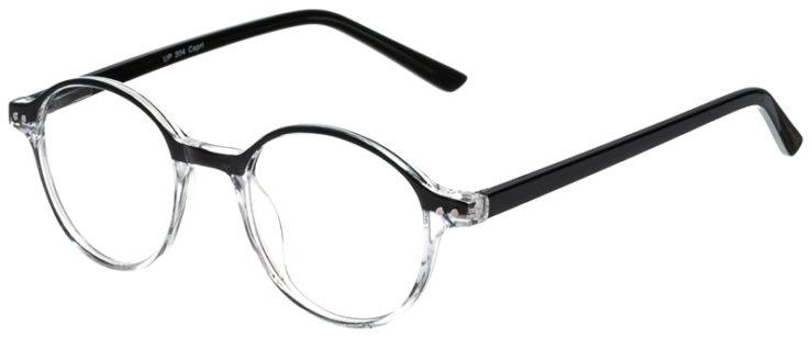 prescription-glasses-model-CAPRI-UP-304-Black-Crystal-45