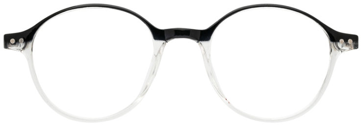 prescription-glasses-model-CAPRI-UP-304-Black-Crystal-FRONT