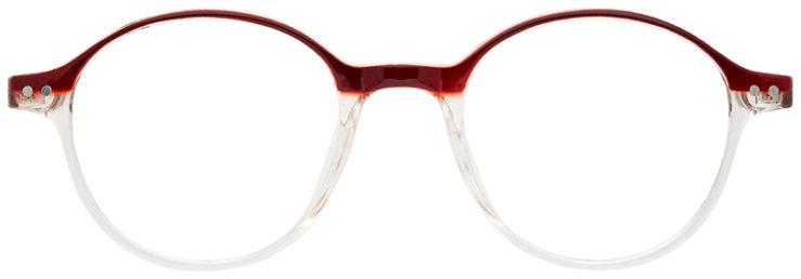 prescription-glasses-model-CAPRI-UP-304-Burgundy-Crystal-FRONT