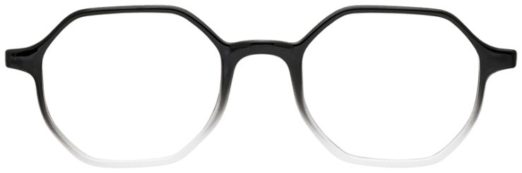 prescription-glasses-model-CAPRI-UP-305-Black-Crystal-FRONT