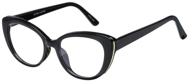 prescription-glasses-model-CAPRI-UP-306-Black-Gold-45