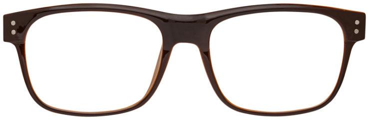 prescription-glasses-model-CAPRI-US-91-Brown-FRONT