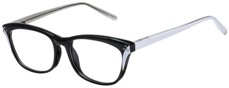 prescription-glasses-model-CAPRI-US103-Black-White-45