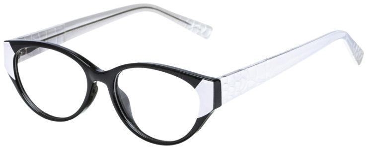 prescription-glasses-model-CAPRI-US104-Black-White-45