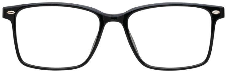 prescription-glasses-model-CAPRI-US105-Black-Grey-FRONT