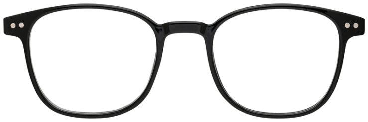 prescription-glasses-model-CAPRI-US106-Black-FRONT