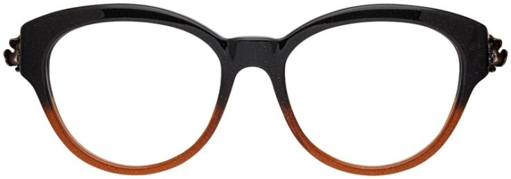prescription-glasses-model-Coach-HC6093-Black-Amber-Glitter-Geadient-FRONT