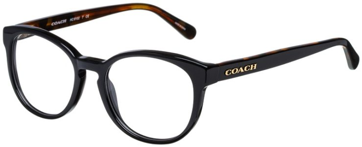 prescription-glasses-model-Coach-HC6102-Black-Tortoise-45