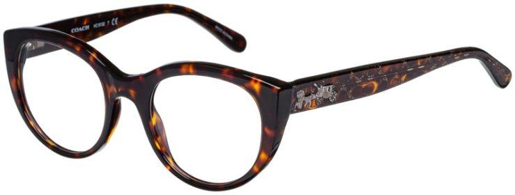 prescription-glasses-model-Coach-HC6132-Dark-Trotoise-45