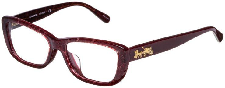 prescription-glasses-model-Coach-HC6135F-Burgundy-Glitter-45