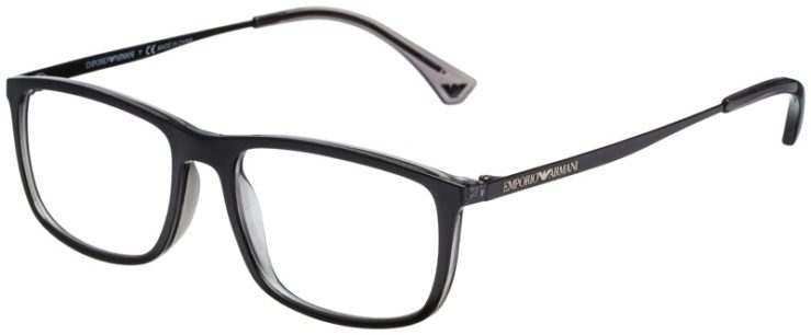 prescription-glasses-model-Emporio-Armani-EA3070-Matte-Black-45
