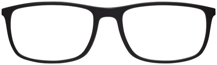 prescription-glasses-model-Emporio-Armani-EA3070-Matte-Black-FRONT