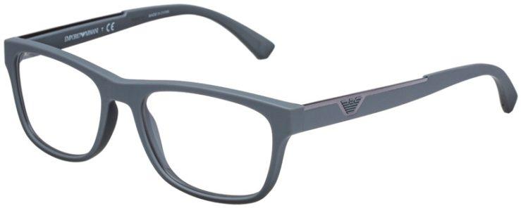prescription-glasses-model-Emporio-Armani-EA3082-Matte-Gray-45