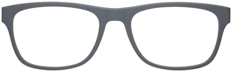 prescription-glasses-model-Emporio-Armani-EA3082-Matte-Gray-FRONT