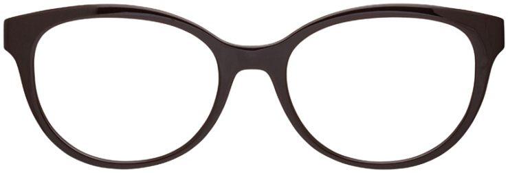 prescription-glasses-model-Emporio-Armani-EA3104-Brown-Burgundy-FRONT