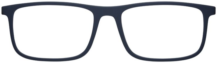 prescription-glasses-model-Emporio-Armani-EA3125-Matte-Navy-Blue-FRONT