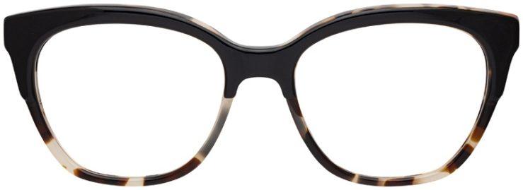 prescription-glasses-model-Emporio-Armani-EA3136-Black-Tokyo-Tortoise-FRONT