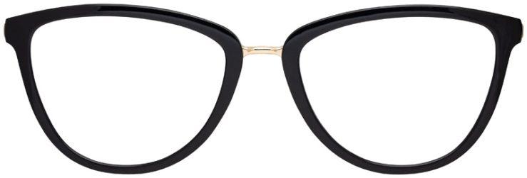 prescription-glasses-model-Emporio-Armani-EA3137-Black-Gold-FRONT