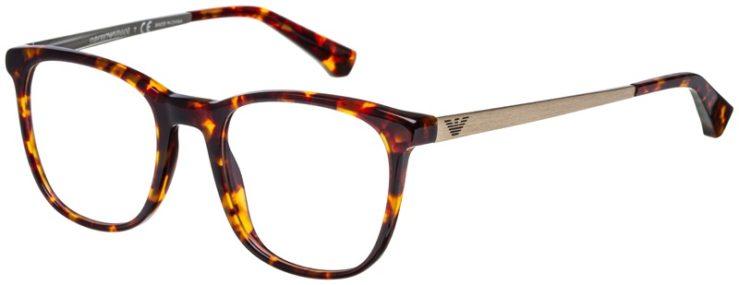prescription-glasses-model-Emporio-Armani-EA3153-Trotoise-Gold-45