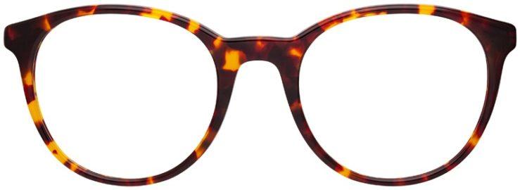 prescription-glasses-model-Emporio-Armani-EA3154-Havana-Tortoise-FRONT