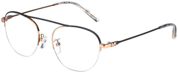 prescription-glasses-model-Michael-Kors-MK3028-Gunmetal-Gold-45