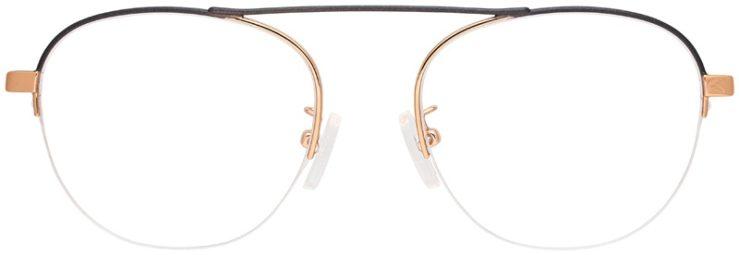 prescription-glasses-model-Michael-Kors-MK3028-Gunmetal-Gold-FRONT