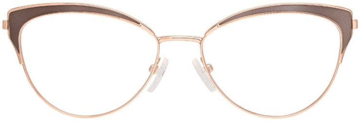 prescription-glasses-model-Michael-Kors-MK3031-Rose-Gold-Tortoise-FRONT