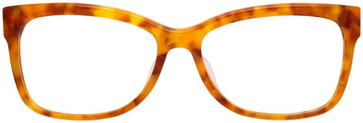 prescription-glasses-model-Michael-Kors-MK4064F-Havana-Gold-FRONT