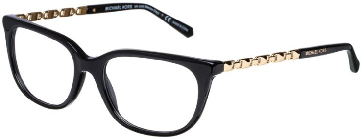 prescription-glasses-model-Michael-Kors-MK4065-Black-Gold-45