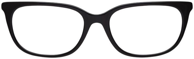 prescription-glasses-model-Michael-Kors-MK4065-Black-Gold-FRONT