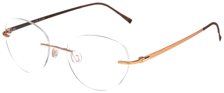 prescription-glasses-model-SL-805-Rose-Gold-45
