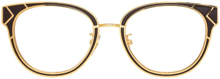 prescription-glasses-model-Tory-Burch-TY1055-Brown-Glod-tortoise-FRONT