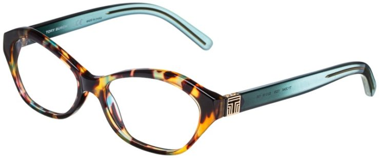 prescription-glasses-model-Tory-Burch-TY2044-Havana-teal-Tortoise-45