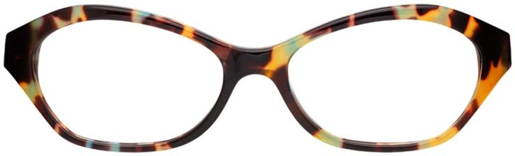 prescription-glasses-model-Tory-Burch-TY2044-Havana-teal-Tortoise-FRONT