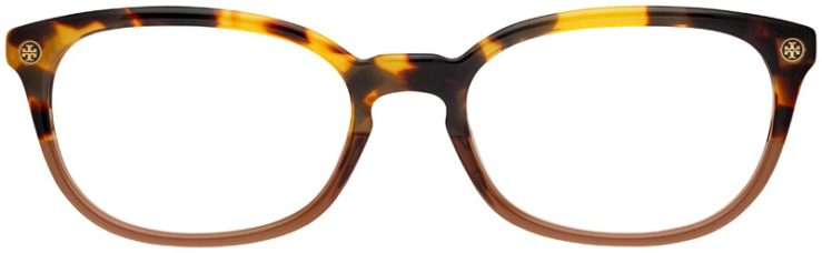 prescription-glasses-model-Tory-Burch-TY2091-Havana-Tortoise-Clear-Brown-FRONT