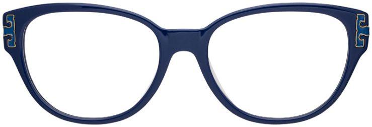 prescription-glasses-model-Tory-Burch-TY2092U-Blue-tortoise-FRONT