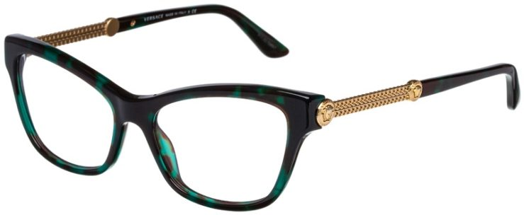 prescription-glasses-model-Versace-VE3214-Black-Green-Trotoise-gold-45