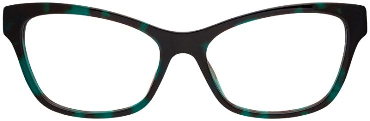 prescription-glasses-model-Versace-VE3214-Black-Green-Trotoise-gold-FRONT