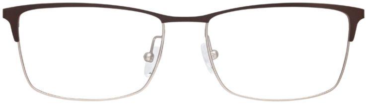 prescription-glasses-model-Calvin-Klein-CK18122-Satin-brown-FRONT